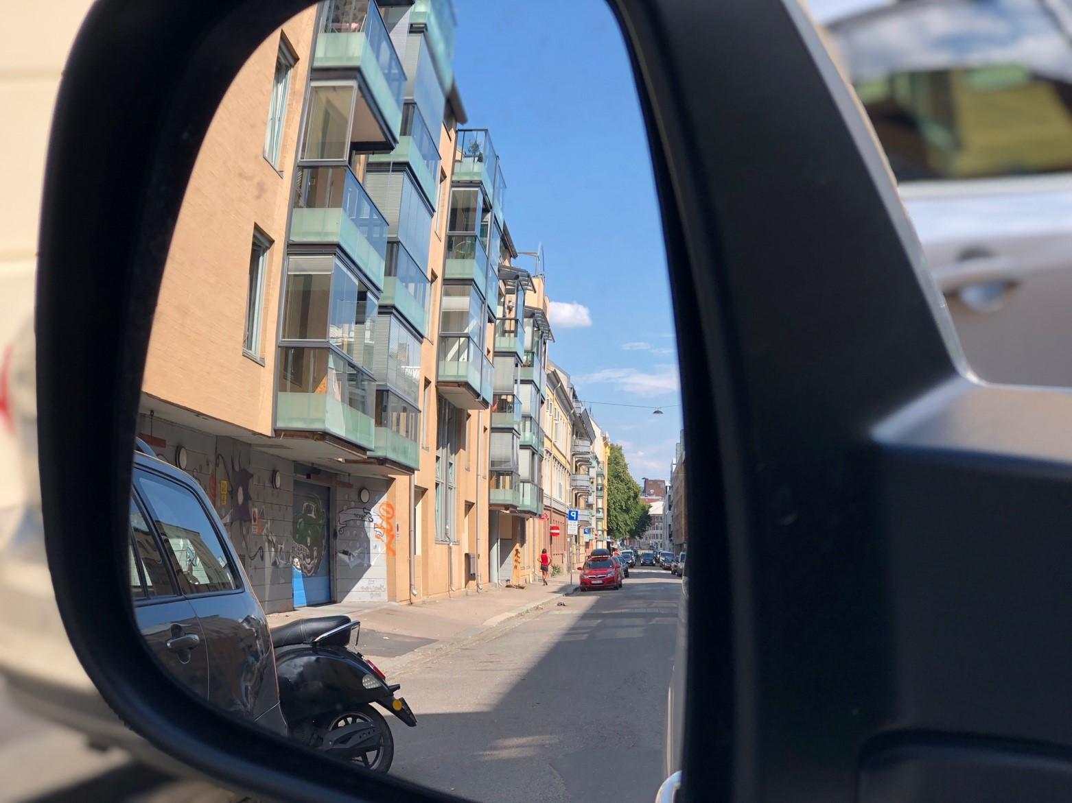 Oslo Heimdalsgata